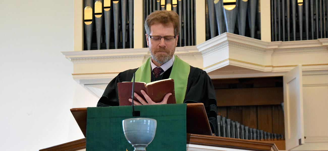 How We Worship at Westminster- Fall 2021